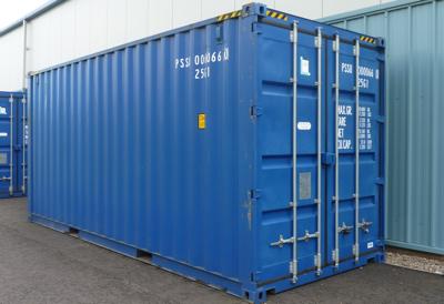 Angus Self Storage Container unit