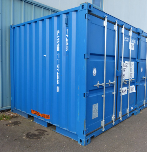 Angus Self Storage Container unit